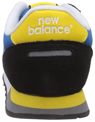New Balance 70s Running 430, Sneakers Basses Mixte Adulte Mehrfarbig (Blue/Black/Yellow)