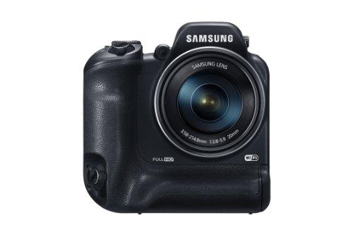 Samsung WB2200F Smart Camera – Black (16.3MP, Optical Image Stabilisation) 3 inch LCD image