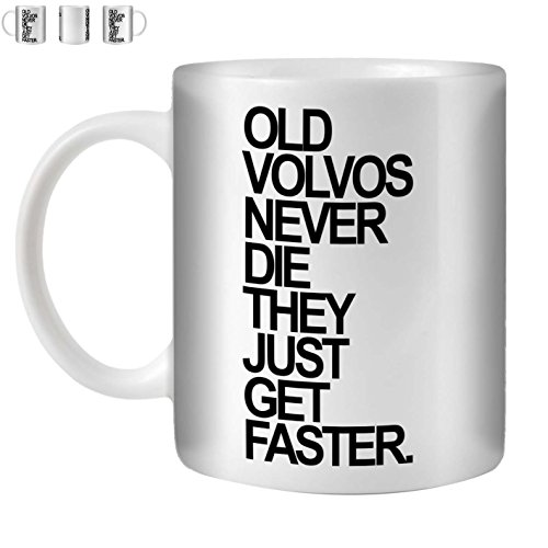 stuff4-tee-kaffee-becher-350ml-volvo-black-text-alte-autos-weisskeramik-st10
