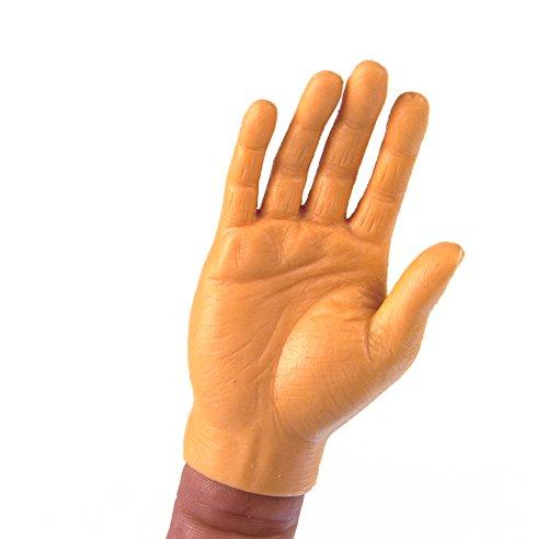 Hand Finger Puppets Gag Item