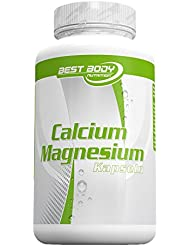 Best Body Nutrition Calcium Magnesium, 100 St. Dose, (88,5 g)