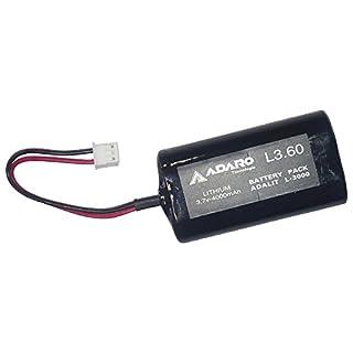 Adalit Ersatzakku für L-3000 und L-3000 Power, Li-Ion