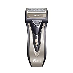 Syska SHR626 Acu Sharp Reciprocating Shaver (Black)