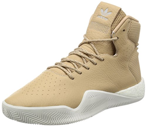 adidas Herren Schuhe Tubular Instinct BROWN WHITE