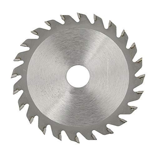 Kreissägeblatt - 24T Kreissäge Hartmetall-Trennscheibe, 85 mm x 15 mm