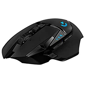 6e19c8accc9 Logitech G502 LIGHTSPEED Wireless Gaming Mouse (LIGHTSYNC RGB Mice ...