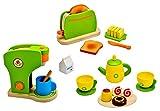 Idena 10114545 - Kleine Küchenmeister Frühstücks Set