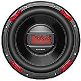 Best BOSS Audio Subwoofer car audio - Boss audio Subwoofer, 25,4cm Dual Voice coil, 1400W/boss-ar100dvc/ Review