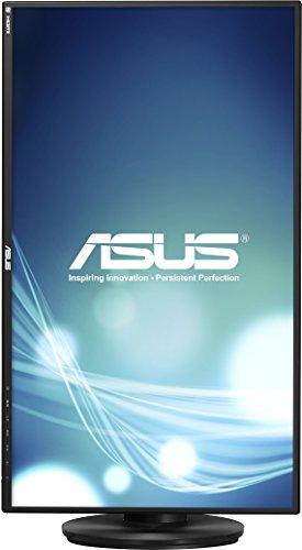 ASUS Computer Asus VN279QL 68,6cm (27 Zoll) Monitor (Full HD, HDMI, DisplayPort, 5ms Reaktionszeit) schwarz