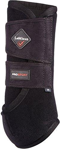 LeMieux Pro Sport Support Boots Large Black -