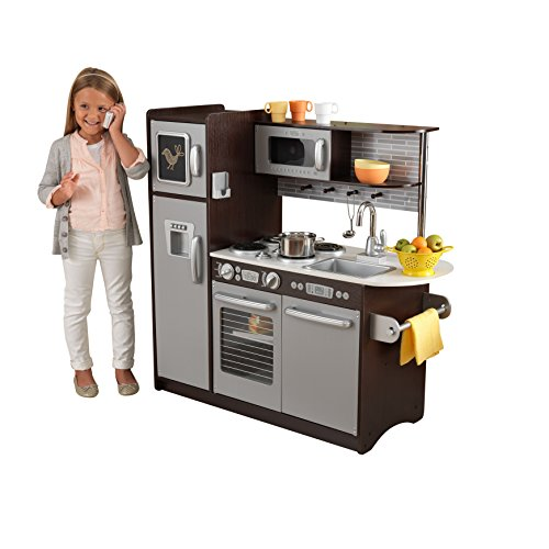 KidKraft - Spielküche Uptown Espresso aus Holz