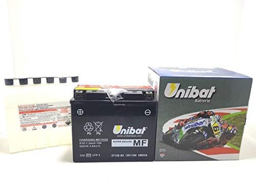 Unibat - Batteria Ct12B-Bs