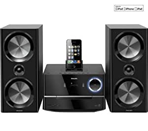 PHILIPS DCM3020 / 12 Micro CD / MP3 System with USB port