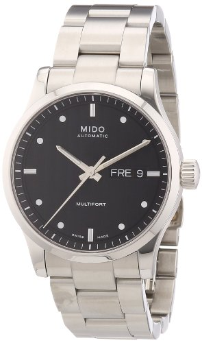Mido Multifort Herrenuhr-Automatik Ø 38mm M0058301105180