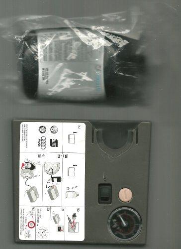 Preisvergleich Produktbild Pannenset TMS Kompressor und Dichtmittel VW AG Audi VW Seat Skoda Pannenset Tire Fit Kompressor & Reifendichtmittel 600 ml Neu