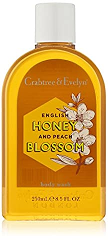 Crabtree & Evelyn English Honey & Peach Blossom Body Wash