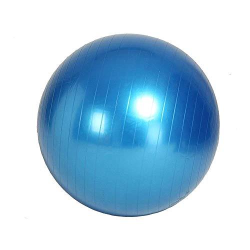 Haihah Yoga-Ball, Dicker explosionsgeschützter Gymnastikball Kinder Ball Gymnastikball Slimming Ball Balance Bewegung Fitness sicher und langlebig