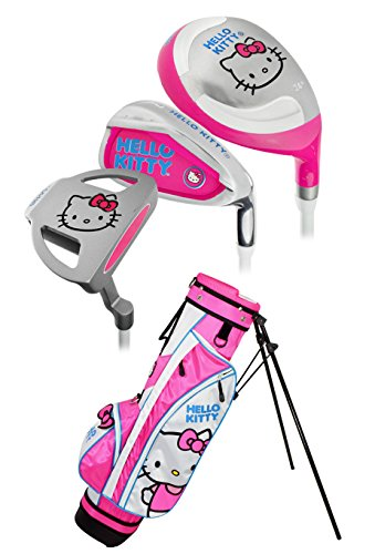 hello-kitty-sports-girls-junior-golf-set-3-5-years-graphite-pink-by-hello-kitty-sports