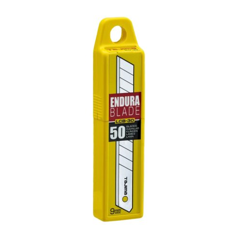 Tajima Ersatzklingen Box à 50 Stück, Grosspackung, Hardcase, gelb, TAJ-70401