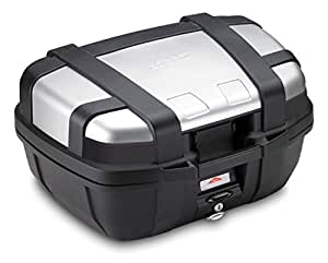 Givi TRK52N Trekker 52-Monokey Top-Case with Aluminium Cover