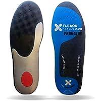 Desconocido Flexor Sport Trail Running para pie pronador. Plantillas deportivas Flexor Sport absorción de impactos de fibras y látex. Made in Spain