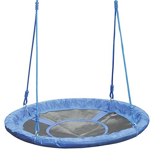 Grosse Nestschaukel 100 cm für bis zu 2 Kinder bis zu 100 KG gesamt