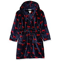 Hatley Fuzzy Fleece Robe...