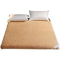 FDesign Topper Viscoelástico, Plegable Tatami Protector de colchón Suelo Sleeping Pad Futón shiatsu,Yoga