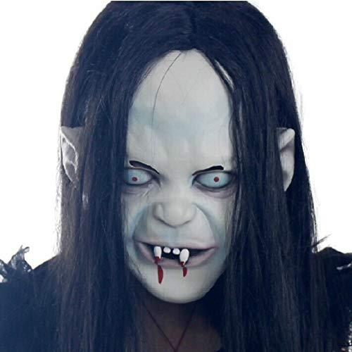 HBWJSH Halloween Skorpion Maske Horror Maske Geister Maske Skorpion Horror Set Kopfmaske