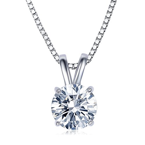 umode-jewellery-2-carat-round-cut-clear-cubic-zirconia-cz-solitaire-pendant-necklace-18-16-2-ext