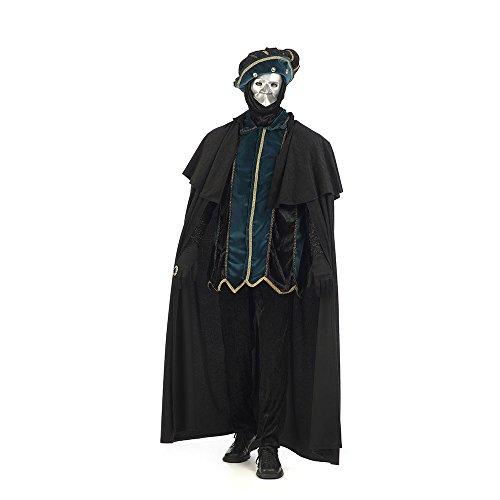 Imagen de limit sport  disfraz caballero época veneciano adriano, talla xl ea224