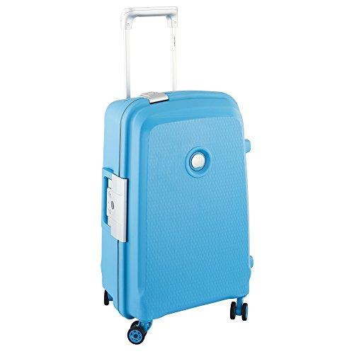 7940b2bcc DELSEY PARIS Belfort Plus Equipaje de mano, 55 cm, 45 liters, Azul ...