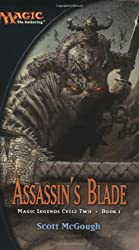 Assassin's Blade: Magic Legends Cycle II, Book I