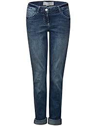 CECIL Denim-Jeans Charlize Slim Damen B370348