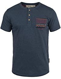 INDICODE Art Herren T-Shirt Granddad