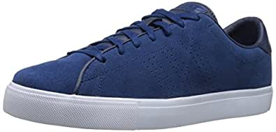 adidas NEO Men's Daily Line Lifestyle Skateboarding Shoe,Blue/Blue/Collegiate Navy,8.5 M US