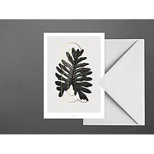 Postkarte / ABC Plants – &