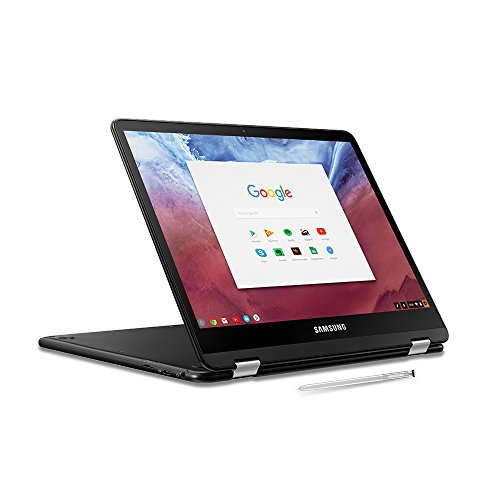 Samsung Chromebook Pro XE510C24-K01US 2017 12.3-inch Laptop (4 GB), Black image