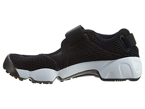 Nike Damen Wmns Air Rift BR Turnschuhe Black (Schwarz / Grau-Weiß)