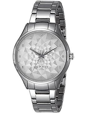 Esprit Damen-Armbanduhr silver A