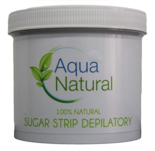 aqua-natural-100-natural-sugar-strip-depilatory-wax-jar