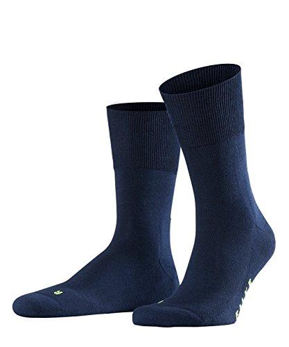 FALKE Unisex Socken Run - Baumwollmischung, 1 Paar, versch. Farben, Größe 35-52 - Ultraleichte Plüschsohle, hoher Feuchtigkeitstransport