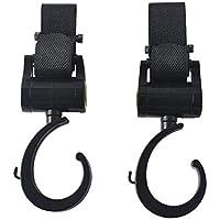 Stroller Hook - 2 Pack of Multi Purpose Hooks