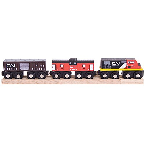Bigjigs Rail Train Canadien National