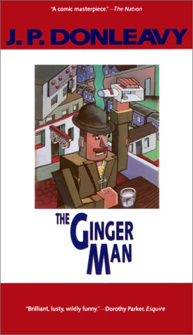 Book cover for The Ginger Man