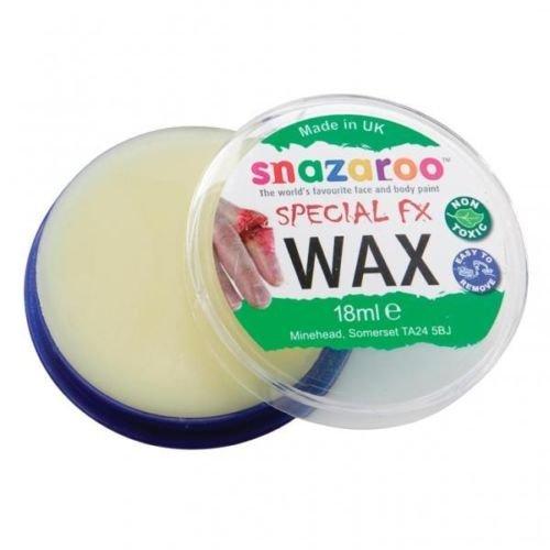 Snazaroo Special FX Wachs 18ml - To Create Falsch Wunden usw