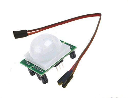 Modul zur Erkennung von Alarm PIR Vorschlag für Raspberry Pi 2, Modell B + oder Arduino. Lieferung mit 3Kabel GPIO - Pir-systems