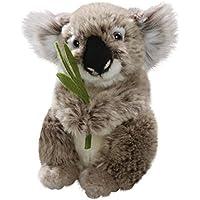 Carl Dick Peluche - Oso de Koala (Felpa, 16cm) [Juguete] 3317