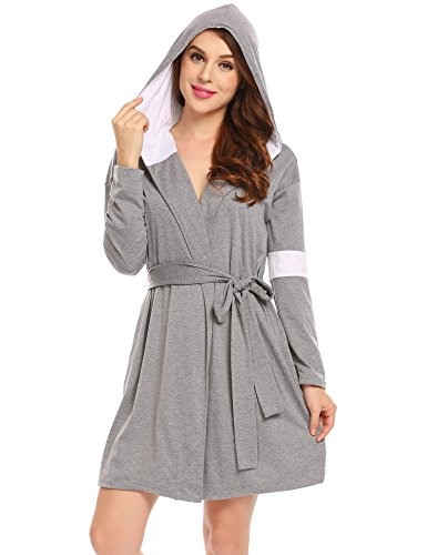 Nachtwäsche frauen lang mantel homewear cosplay Party Baumwolle