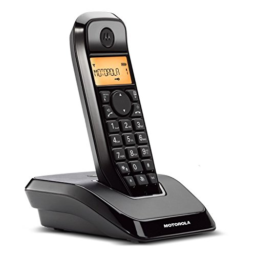 Motorola MOT31S1201N - Teléfono inalámbrico,